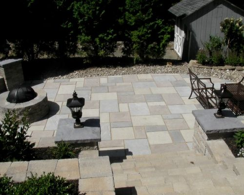 hardscaping patio primo landscape