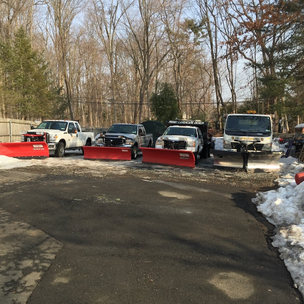 Snow Removal Rockland and Bergen County