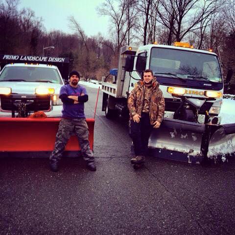 Snow Plowing Bergen County, NJ