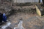 driveway-and-retaining-wall-job-before