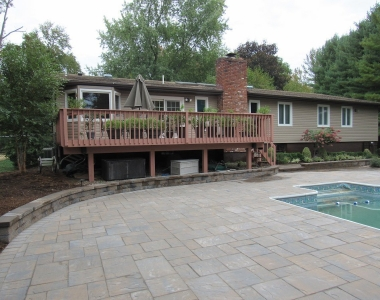 Paver Pool Deck, Patio, Sidewalk