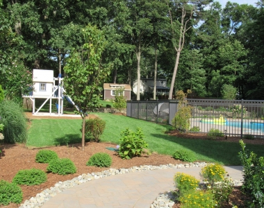 Large Backyard West Nyack